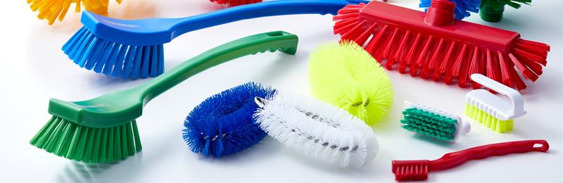 その衛生管理用ブラシの使い方は正しいですか?選定、使用、保管方法について【後編】